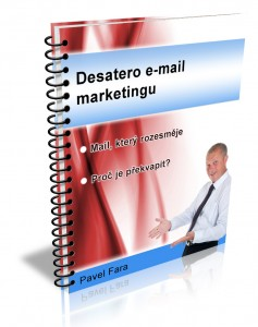 ebook Desatero e-mail marketingu book