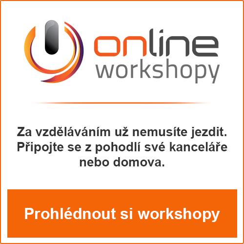 Online workshopy