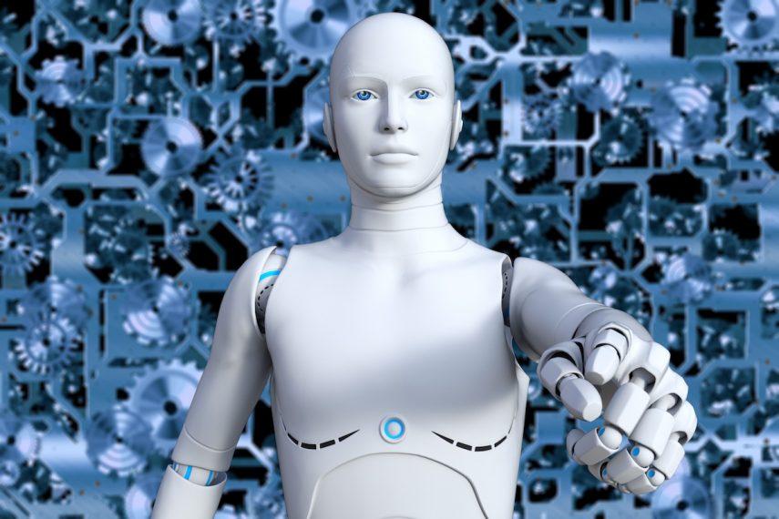 Sebere vám robot vaši práci?